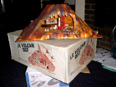 Volcano Playset
